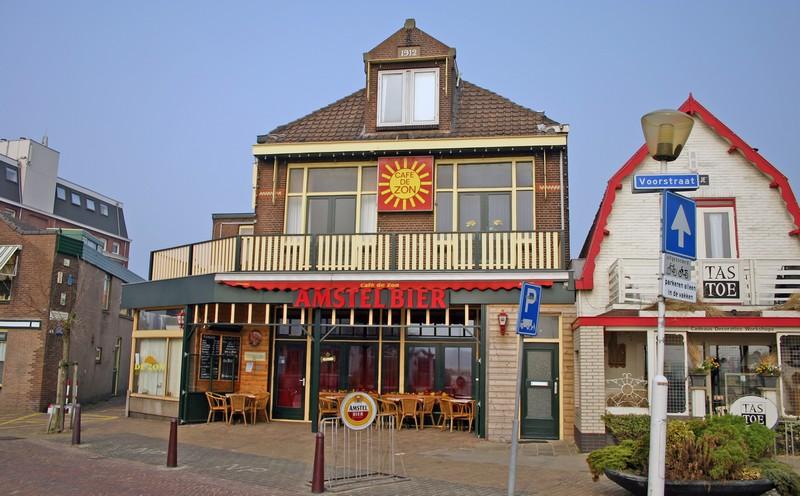 Cafe de zon