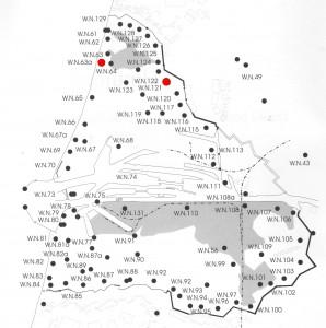 kaart vesting 63a en 122-1